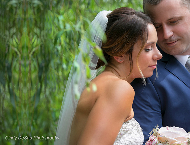 Summer Wedding at Holly Hedge Estate