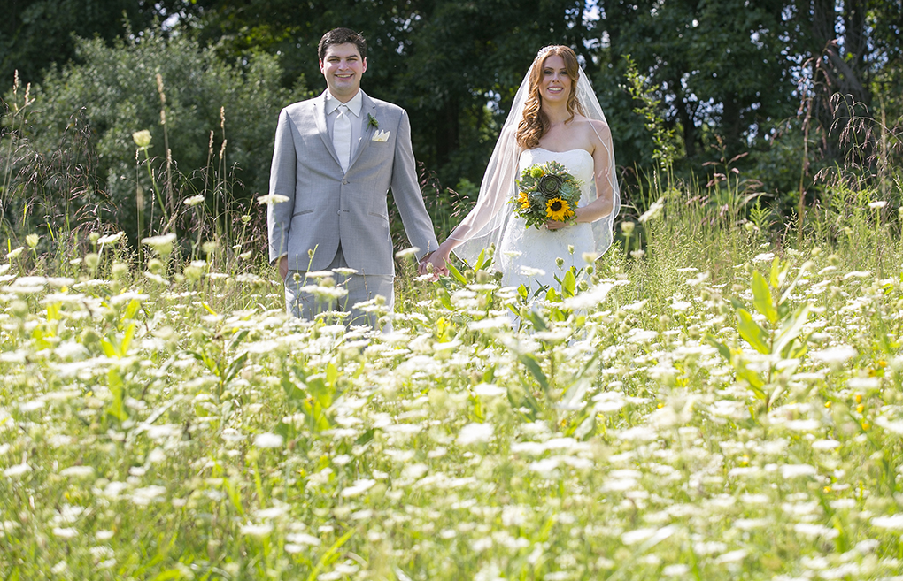 August Wedding In New Hope Bucks County Pennsylvania