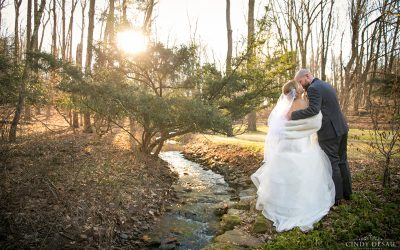 Exceptional Winter Wedding at Holly Hedge Estate in New Hope