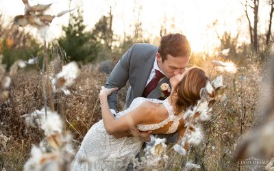 The MOST Gorgeous Wedding Photos at New Hope's HollyHedge Estate